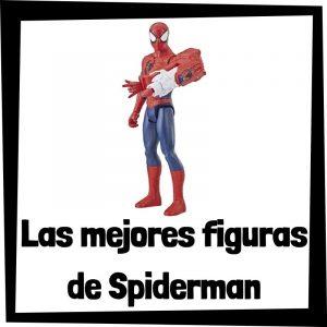 Figuras baratas de Spiderman - Las mejores figuras de colección de araña