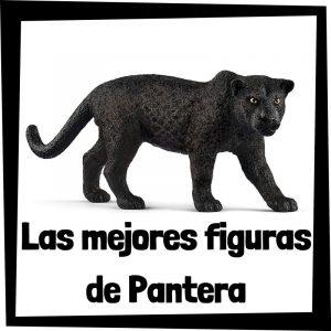 Figuras baratas de pantera - Las mejores figuras de colección de pantera y jaguar