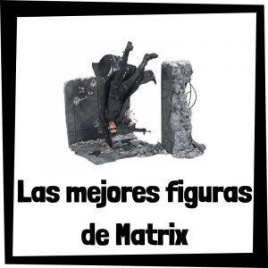 Figuras coleccionables de Matrix