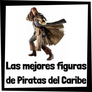 Figuras coleccionables de Piratas del Caribe