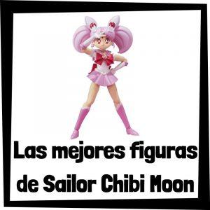 Figuras de acción y muñecos de Sailor Chibi Moon de Sailor Moon