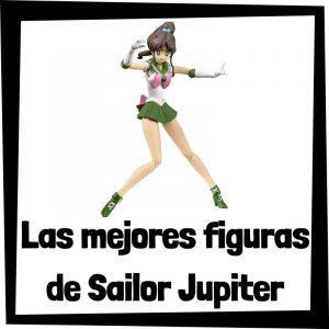 Figuras de acción y muñecos de Sailor Jupiter de Sailor Moon