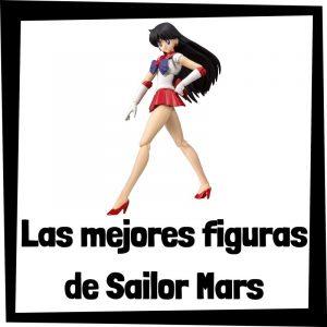 Figuras de acción y muñecos de Sailor Mars de Sailor Moon