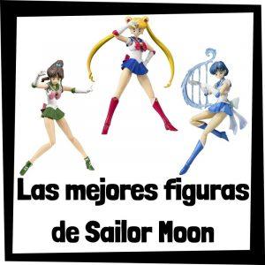 Figuras de acción y muñecos de Sailor Moon