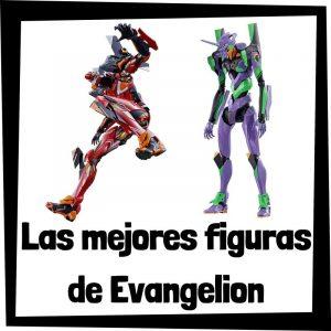 Figuras de colección de los personajes de Evangelion - Las mejores figuras del anime de Evangelion