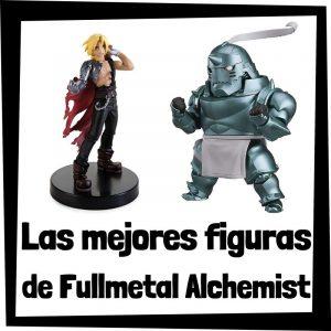 Figuras de colección de los personajes de Fullmetal Alchemist - Las mejores figuras de animes