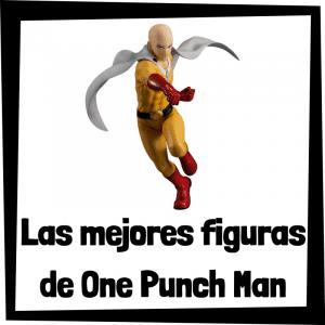 Figuras de colección de los personajes de One Punch Man - Las mejores figuras de animes