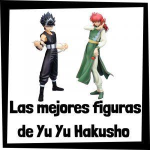 Figuras de colección de los personajes de Yu Yu Hakusho - Las mejores figuras del anime de Yu Yu Hakusho