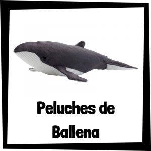 Peluches baratos de ballena - Las mejores figuras de colección de ballena
