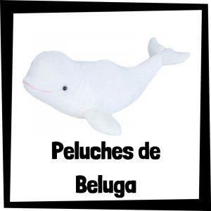 Peluches baratos de beluga - Las mejores figuras de colección de beluga