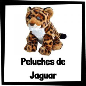 Peluches baratos de jaguar - Las mejores figuras de colección de jaguar