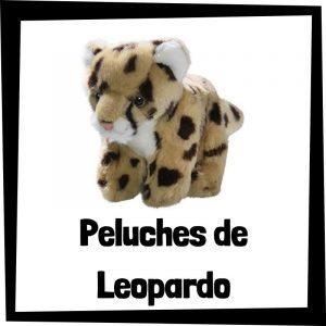 Peluches baratos de leopardo - Las mejores figuras de colección de leopardo
