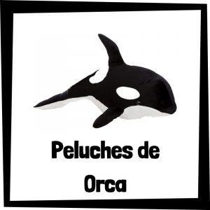 Peluches baratos de orca - Las mejores figuras de colección de orca