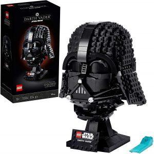 Casco de Darth Vader de LEGO - Los mejores muñecos y figuras de Star Wars