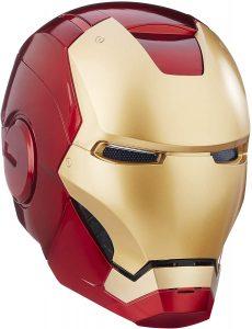 Casco de Iron man de hasbro - Los mejores muñecos y figuras de Iron man - Muñeco de Marvel