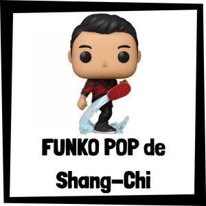 FUNKO POP de colección de Shang-Chi - Las mejores figuras de colección de Shang-Chi