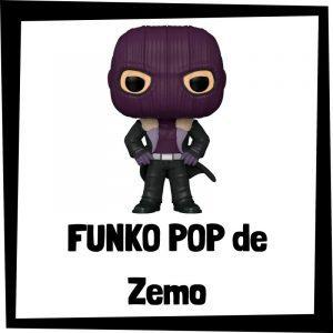 FUNKO POP de colección de Zemo - Las mejores figuras de colección de Zemo
