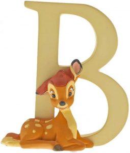 Figura de Bambi de Enchanting Disney - Los mejores muñecos y figuras de Bambi - Muñeco de Disney