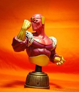 Figura de Baron Zemo de Bowen - Los mejores muñecos y figuras de Zemo - Muñeco de Marvel