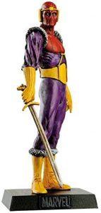 Figura de Baron Zemo de Eaglemoss - Los mejores muñecos y figuras de Zemo - Muñeco de Marvel