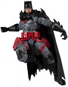 Figura de Batman Flashpoint de DC McFarlane - Los mejores muñecos y figuras de Batman - Muñeco de DC