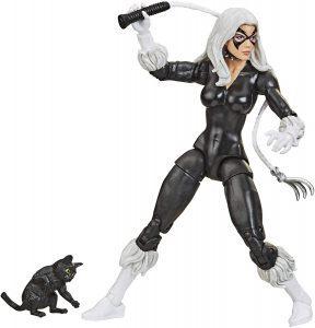 Figura de Black Cat de Retro - Los mejores muñecos y figuras de Black Cat - Muñeco de Marvel