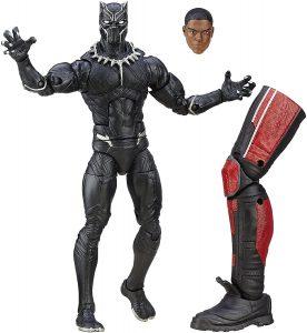 Figura de Black Panther de Avengers Legends Series - Los mejores muñecos y figuras de Black Panther - Muñeco de Marvel