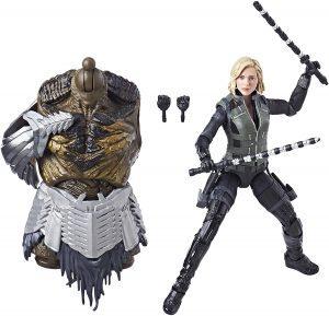 Figura de Black Widow de Avengers Legends Series Infinity - Los mejores muñecos y figuras de Black Widow - Muñeco de Marvel