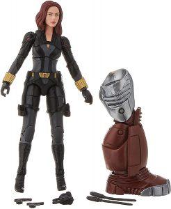 Figura de Black Widow de Marvel Legends Series - Los mejores muñecos y figuras de Black Widow - Muñeco de Marvel