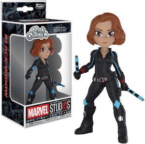 Figura de Black Widow de Rock Candy - Los mejores muñecos y figuras de Black Widow - Muñeco de Marvel