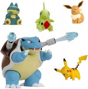 Figura de Blastoise de Bizak - Los mejores muñecos y figuras de Blastoise - Muñeco de Pokemon