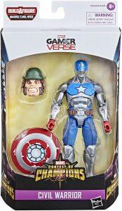 Figura de Civil Warrior de Hasbro - Los mejores muñecos y figuras de Shang-Chi - Muñeco de Marvel