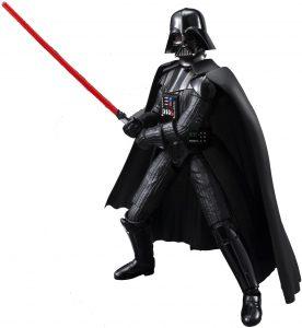 Figura de Darth Vader de Bandai - Los mejores muñecos y figuras de Star Wars