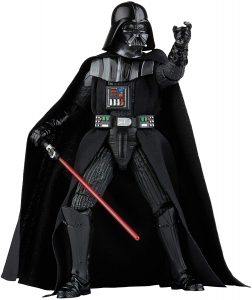 Figura de Darth Vader de The Black Series 2 - Los mejores muñecos y figuras de Star Wars
