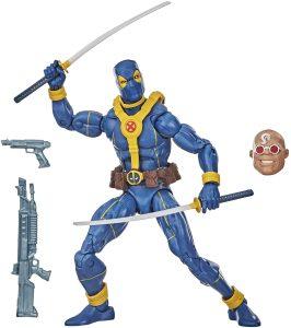Figura de Deadpool de Legends Series - Los mejores muñecos y figuras de Deadpool - Muñeco de Marvel