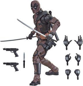 Figura de Deadpool de Marvel Legends Series - Los mejores muñecos y figuras de Deadpool - Muñeco de Marvel