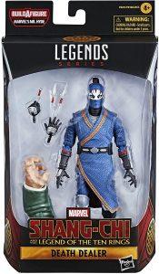 Figura de Death Dealer de Hasbro - Los mejores muñecos y figuras de Shang-Chi - Muñeco de Marvel