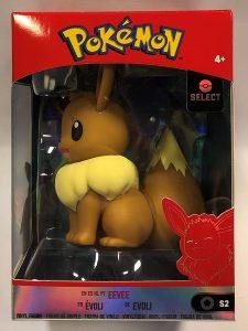 Figura de Eevee de Bizak - Los mejores muñecos y figuras de Eevee - Muñeco de Pokemon