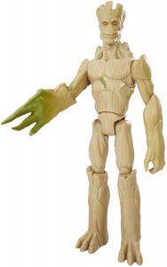 Figura de Groot de Titan Hero - Los mejores muñecos y figuras de Groot - Muñeco de Marvel