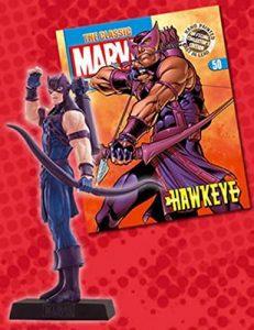 Figura de Hawkeye de Marvel Eaglemoss - Los mejores muñecos y figuras de Hawkeye - Muñeco de Marvel