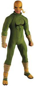 Figura de Iron Fist de Mezco - Los mejores muñecos y figuras de Iron Fist - Muñeco de Marvel