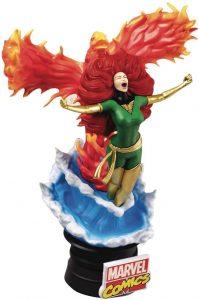 Figura de Jean Grey de Beast Kingdom - Los mejores muñecos y figuras de Jean Grey - Muñeco de Marvel