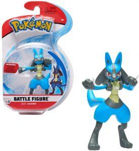 Figura de Lucario de Pokemon Battle - Los mejores muñecos y figuras de Lucario - Muñeco de Pokemon