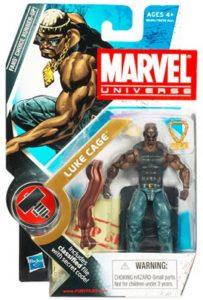 Figura de Luke Cage de Marvel Universe - Los mejores muñecos y figuras de Luke Cage - Muñeco de Marvel