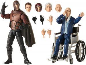 Figura de Magneto y Xavier de Marvel Legends - Los mejores muñecos y figuras de Magneto - Muñeco de Marvel