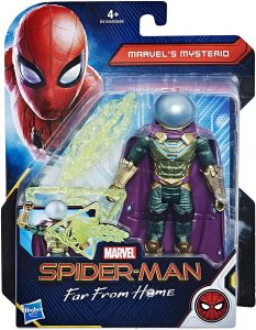 Figura de Mysterio de Hasbro - Los mejores muñecos y figuras de Misterio - Muñeco de Marvel