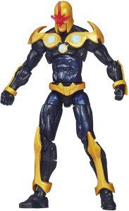 Figura de Nova de Marvel Universe - Los mejores muñecos y figuras de Nova - Muñeco de Marvel