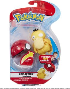 Figura de Psyduck de Pokemon Battle - Los mejores muñecos y figuras de Psyduck - Muñeco de Pokemon