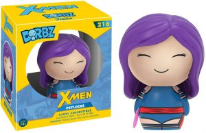 Figura de Psylocke de Dorbz - Los mejores muñecos y figuras de Psylocke - Muñeco de Marvel