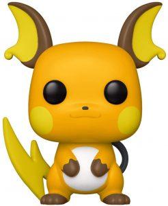 Figura de Raichu de FUNKO POP - Los mejores muñecos y figuras de Raichu - Muñeco de Pokemon